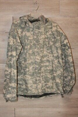 e75f7cb759127 US Army ECWCS L6 Gen III ACU Cold Weather Camo Goretex Jacket Large Regular