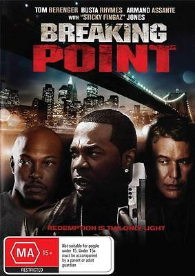 Breaking Point -  New Region 4 Dvd Free Local Post