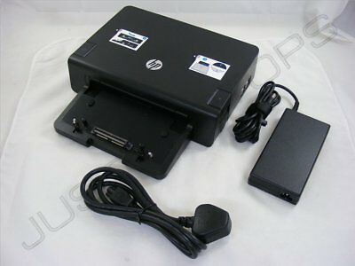 Chargers & Docking Stations HP Docking Station 120W A7E36AA-RFB Laptop Accessories