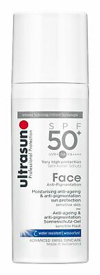 Anti de pigmento. SPF50 +, 50 ml - ultrasun Face