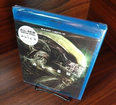 Alien (Blu-ray Disc+Digital,1976)NEW(Sealed)Free Shipping with Tracking