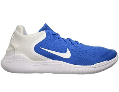 8f8f7cd03dc Nike Women s Free Rn 2018 Running Shoe 942837 400 Photo Blue   White NEW  Size 10