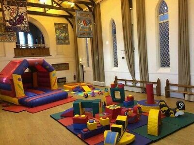 Soft Play Franchise - Areas Available