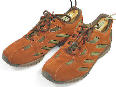 GR8! MEPHISTO allarounder womens athletic hike,trail Shoes10 M leather $175