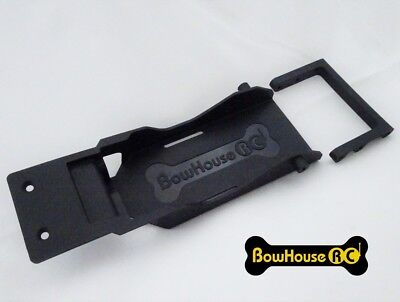 BowHouse RC Low CG Battery Tray for Traxxas TRX-4 Bronco & Defender w/XL Brace