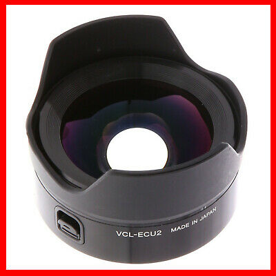 {CANADA} Sony VCL-ECU2 Ultra Wide Conversion Lens For 16mm F2.8 and 20mm F2.8