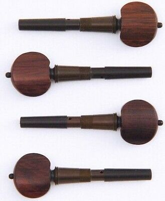 Knilling Perfection Planetary Pegs Cello 4/4 Full Rosewood Hill Style Wood 12 mm