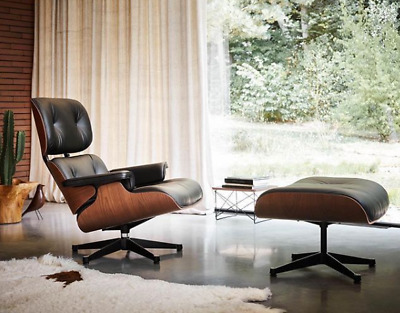 Cool Mid Century Eames Style Lounge Chair Ottoman Top Italian Pdpeps Interior Chair Design Pdpepsorg