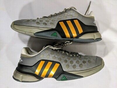 big sale 5013b a5b90 Mens Adidas Barricade Wall Pack 2015 Wall Street NY Tennis Shoes, Size 12.5