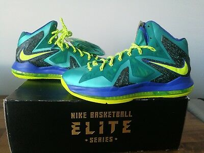 purchase cheap 35710 655be Brand New Nike Lebron X Ps Elite