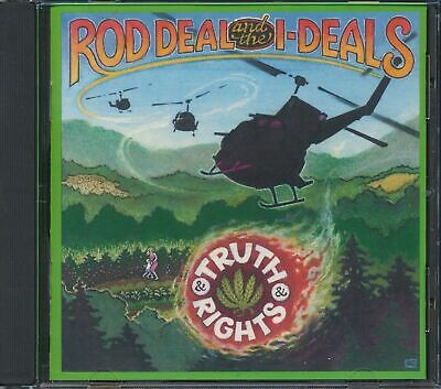 CD Rod Ganga & The I-Deals - Truth & Rights