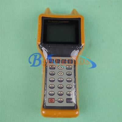 1PC RY-S200D TV Signal Level Meter CATV Cable Testing 5-870MHZ MER BER