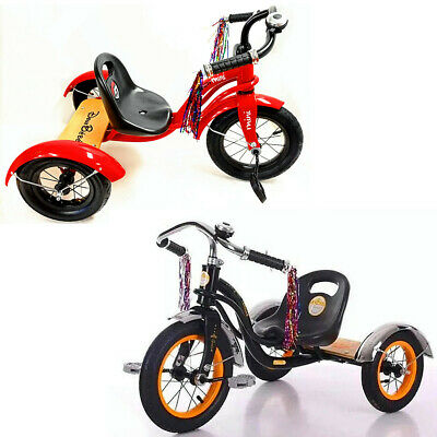 ALLOVE Kid Durable 12'' EVA Wheel Ride on Trike Toy Tricycle Age 2-5 Y #A11