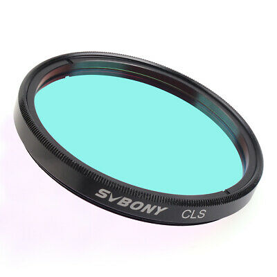 "SVBONY  2"" CLS Deep Sky Filter for Telescope 2''Eyepiece Cut Light Pollution Top"