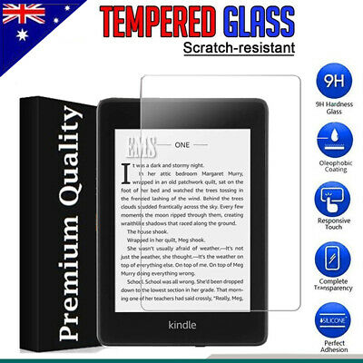 """Amazon Kindle Paperwhite 6"""" 10th Gen 2018 Tempered Glass Screen Protector Guard"""
