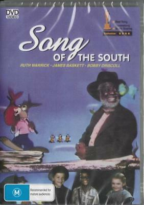 Song Of The South - New & Sealed Dvd - Free Local Post