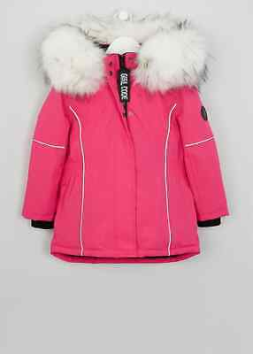 Matalan Pink Hooded Jacket Age 4 Years TD092 RR 10