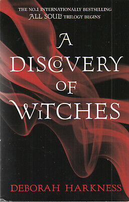 A Discovery Of Witches Deborah Harkness All Souls Trilogy 1 Fantasy FASTPOST