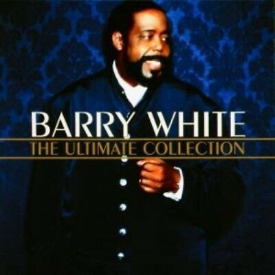 Barry White -  The Ultimate Collection CD NEU & OVP (Very Best Of Greatest Hits)