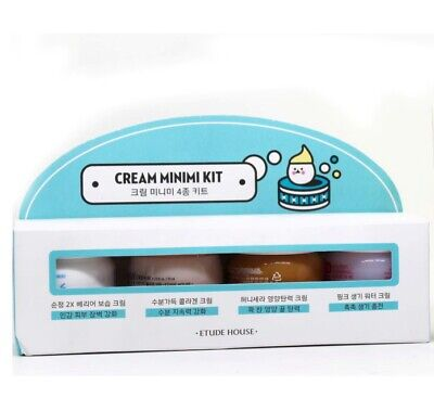 [Etude House Sample] Cream Minimi Kit 4Type 10ml*4ea
