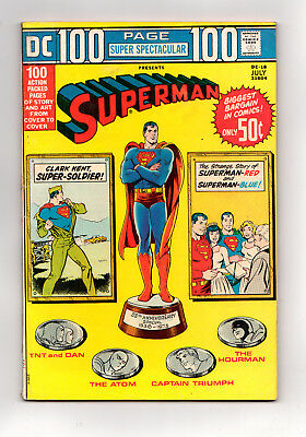 100 Page Super Spectacular  Dc-18  Superman