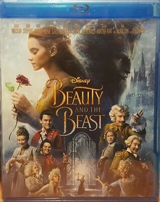 Beauty And The Beast (Blu-ray) 2017