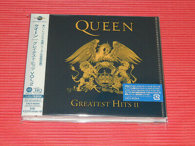JAPAN MQA UHQ CD QUEEN Greatest Hits II  High Resolution Audio
