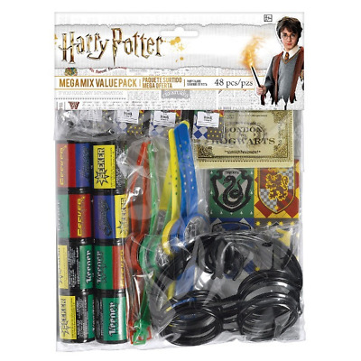 Harry Potter Birthday Party 48 Piece Favour Pack