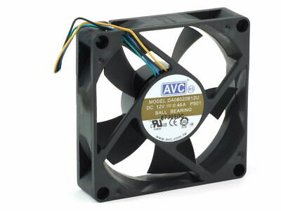 COOLER MASTER FA08025M12LPA fan 12V 0 45A 80*80*25MM 4wire PWM