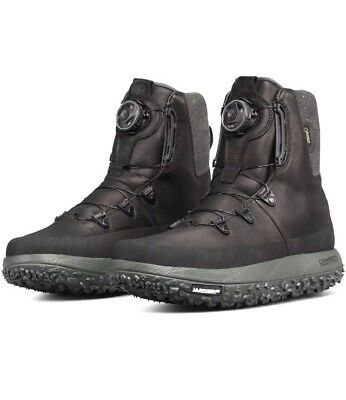 differently 27d34 58312 NEW $220 MEN'S UNDER ARMOUR UA Fat Tire Govie SE Black Hiking Boots  1302570-952