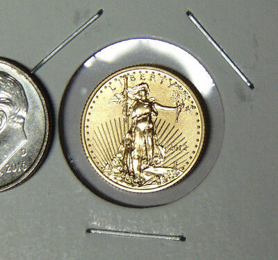 2012 $5 American Gold Eagle 1/10 oz Uncirculated Gold Coin