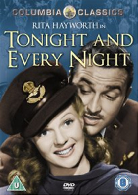 Rita Hayworth, Lee Bowman-Tonight and Every Night (UK IMPORT) DVD NEW