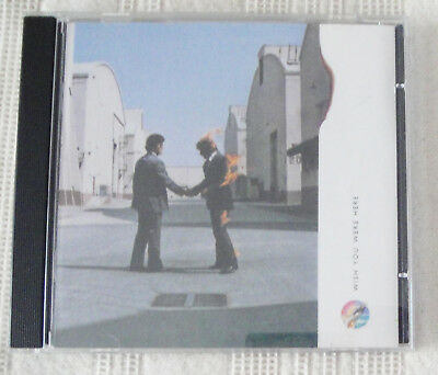 Pink Floyd - Wish You Were Here - CD remastered 1994