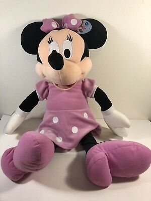 f8a43791ca14 DISNEY STORE MINNIE Mouse Plush 16