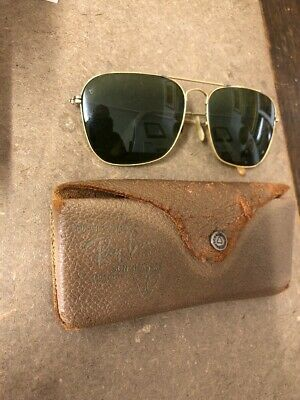 fa6ef6bf0fd9e VINTAGE RAY BAN B L U.S.A. Precious Aviator Sunglasses Collection ...