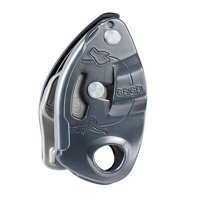 Petzl Gray GRIGRI 3 belay device 2019