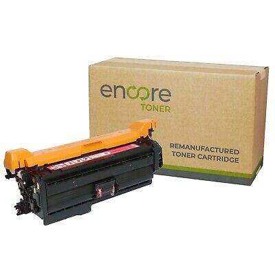 Re-manufactured HP646A CF033A Magenta TONER to HP Enterprise CM4540