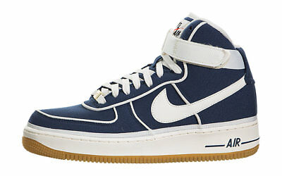new concept bf757 76bf6 Nike Air Force One 1 AF1 GS BINARY BLUE NAVY WHITE 807617-400 5Y Kids