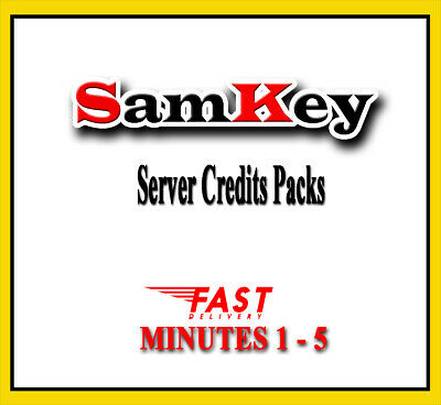 Instant SAMKEY SERVER 3 CREDITS UNLOCK ANY SAMSUNG NO ROOT NO FLASH New Account
