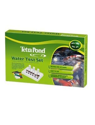 Tetra Pond Water Test Kit - Koi Fish Ponds & Aquariums Nitrite Ammonia pH