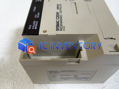 1PCS USED Omron PLC C200H-CPU03-E