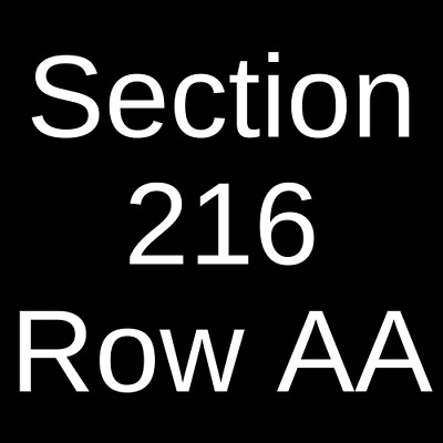 4 Tickets Howie Mandel 5/4/19 Kansas Star Casino Mulvane, KS