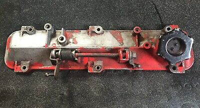 Fiat Uno Turbo I.E. 1301cc MK1 Camshaft Carrier Cover Cover Unit