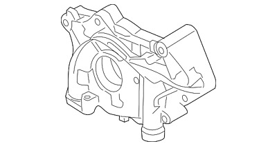 Genuine Ford Pump Assembly