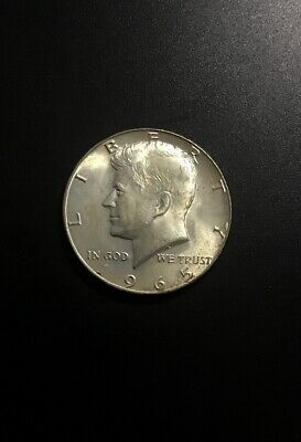 1965 P Kennedy Half Dollar As Pictured Free Shipping 40% Silver