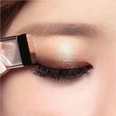 Double Color Women's Fashion Lazy Shadow Eyeshadow Makeup Palette