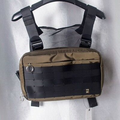 Chest Rig Harnais Tactical Explorer VII Vert Alternative Alyx Chest Bag
