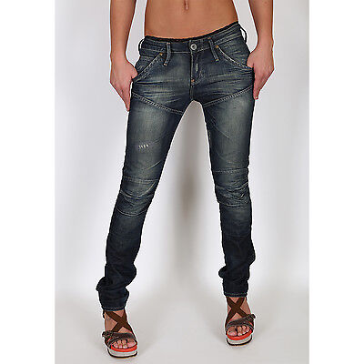 Details about New G Star Raw Elwood 96 5620 Tapered Pants Tube Ladies of Jeans W 27 30 L 34