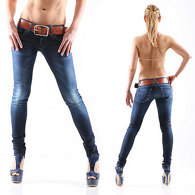Nuovo G-Star Lynn Skinny Wmn Slim Fit Jeans Pantaloni Donna Relish Superstretch