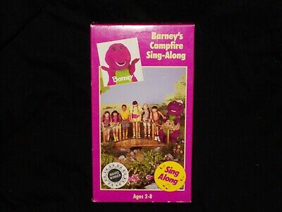 BARNEY - A Day at the Beach (VHS, 1989) - $37.00 | PicClick